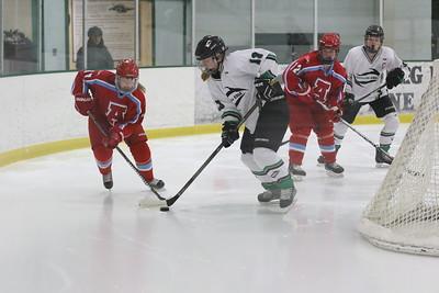 Arrowhead Girls Hockey 12/16/2017