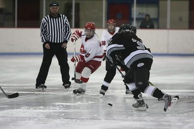 AHS VS Capital City Cougars 2/3/2009