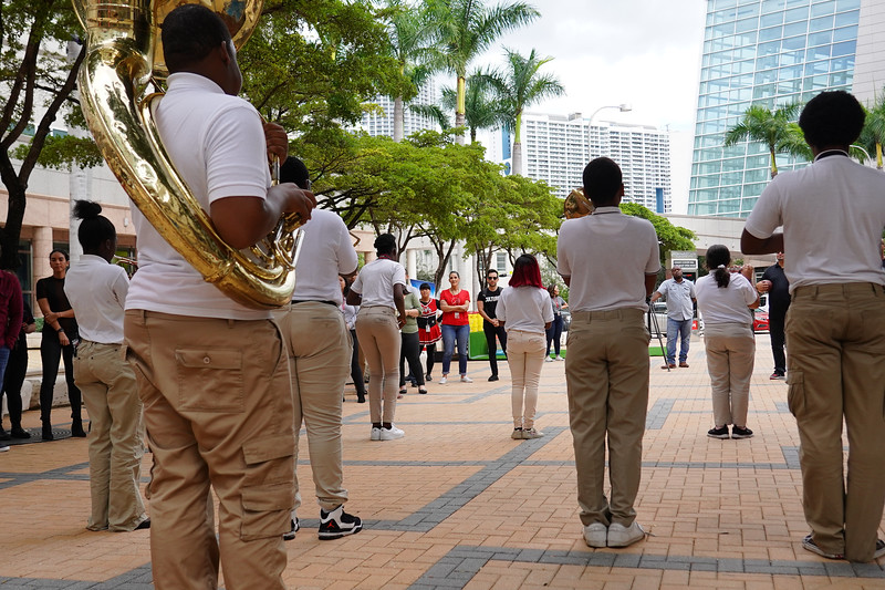 Give Miami a Day Staff Party at Arsht Center for the Performing Arts
