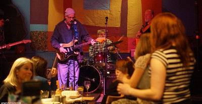 Al Gold Sunday Blues Jam at Hat City Kitchen 20160228 872