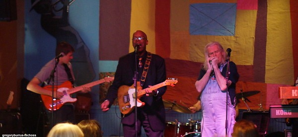Al Gold Sunday Blues Jam at Hat City Kitchen 20160228 827