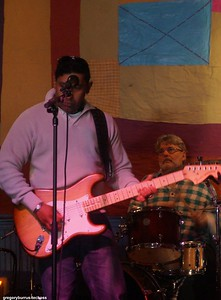 Al Gold Sunday Blues Jam at Hat City Kitchen 20160228 710