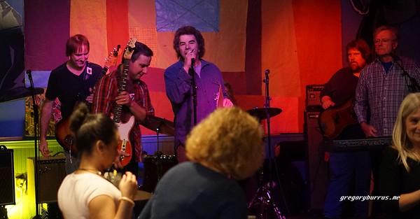 Al Gold Sunday Blues Jam at Hat City Kitchen 20161204 056
