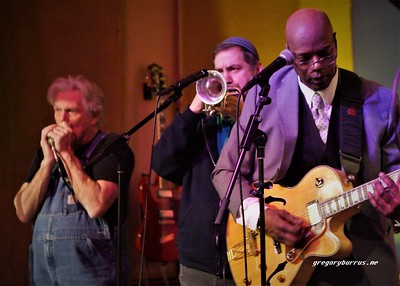 20170219 Hat City Kitchen Blues Jam Afternoons House Band Al Gold 7 Year 270