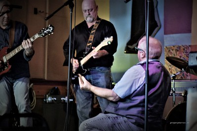 20170219 Hat City Kitchen Blues Jam Afternoons House Band Al Gold 7 Year 704