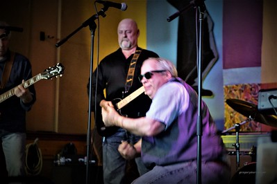 20170219 Hat City Kitchen Blues Jam Afternoons House Band Al Gold 7 Year 708