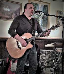 The First Monday Night  Blues Jam Andy Lackow 1-2-2017 9-25-43 PM