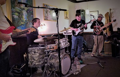 The First Monday Night  Blues Jam Andy Lackow 1-2-2017 10-21-47 PM