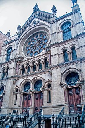 Eldridge Street Synagogue