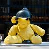 Urs Fischer, Lamp/Bear, 2011