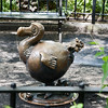 Tom Otterness in Battery Park City
