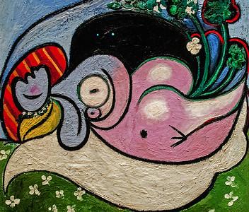 The Dreamer, Pablo Picasso