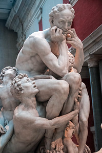 Ugolino and His Sons, Jean-Baptiste Carpeaux,