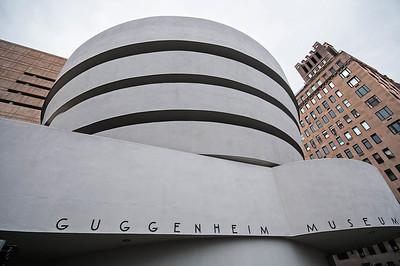 The Met and Guggenheim