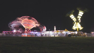 Carnival in The Dalles, Oregon: 2013