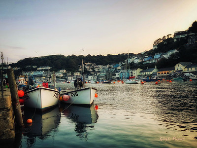Looe Harbour - Sept2020