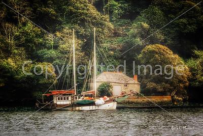 Fowey Boat