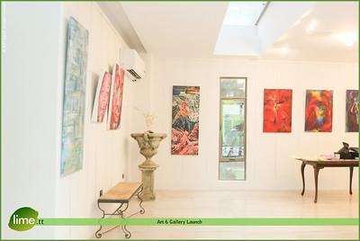 Art 6 Gallery Launch