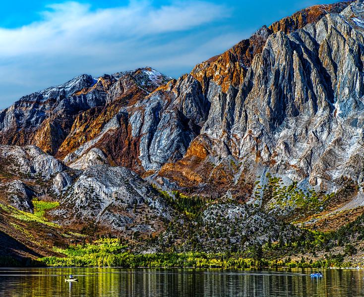 Convict Lake, Eastern Sierra
