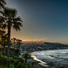 Sunrise in Laguna Beach