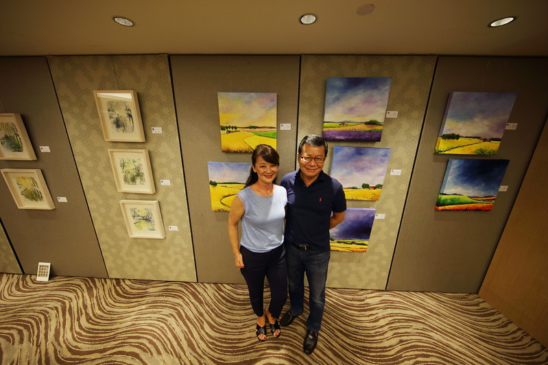 Art Apart Fair 9th edition, Pan Pacific Orchard