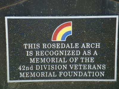 42nd Rainbow Division Memorial - Kansas City