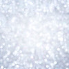 Shiny silver bokeh texture background