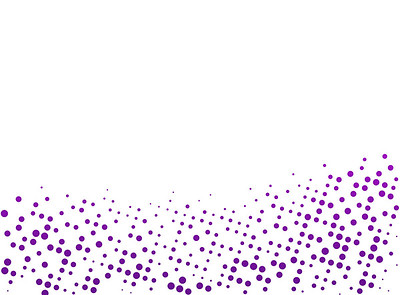 Abstract purple halftone pattern background