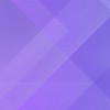 Abstract purple and blue geometric background illustration
