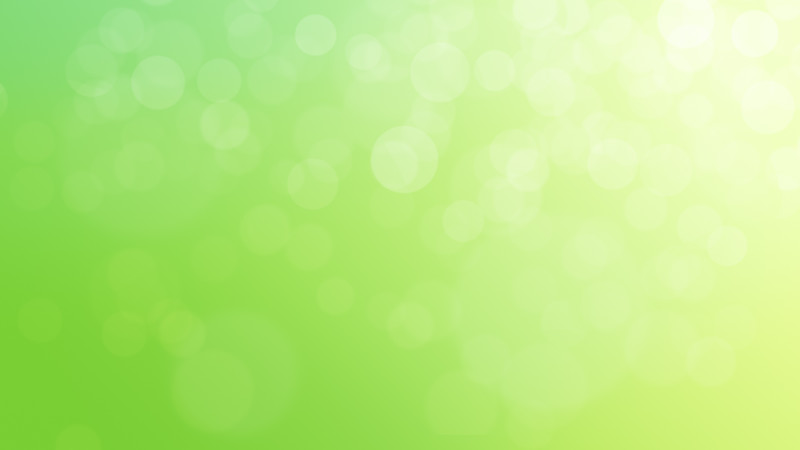 Abstract and soft green background