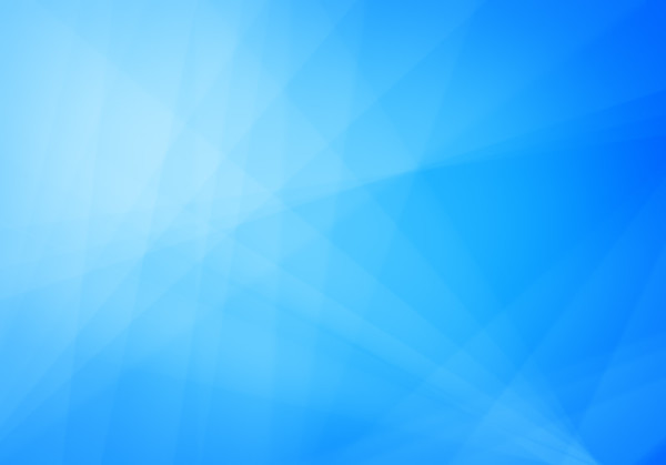 Abstract blue background with transparent lines