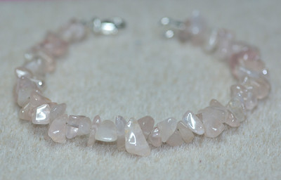 Rose Quartz chips