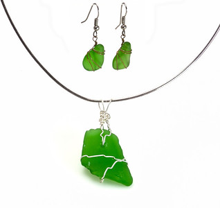 Grn beach glass p $ e 4756 120505
