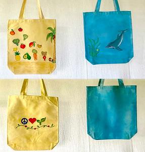 Canvas Bags, art