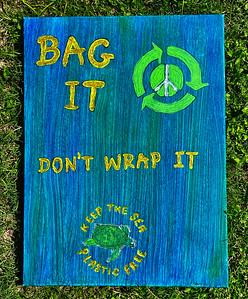 Bag It, dont wrap it