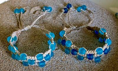 Macramé Hemp Twine Bracelets