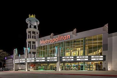 Metropolitan Theatre, south Austin