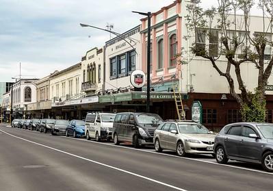 Street of Art Deco