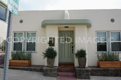 445 West Elm Street, Little Italy San Diego, CA - 1930's Art Deco Streamline Moderne Style