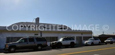 2687 National Avenue, Barrio Logan San Diego, CA - Highly modified Streamline Moderne Style