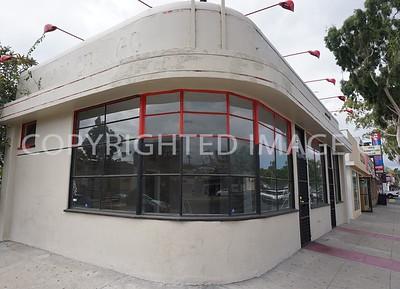 3095 El Cajon Boulevard, North Park San Diego, CA - 1930's Streamline Moderne Style