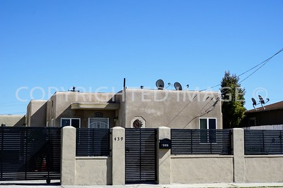 439 Palm Avenue, National City, CA - 1940's Streamline Moderne Style