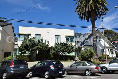 2666-70 A Street, Golden Hill San Diego, CA - 1935 Streamline Moderne Style