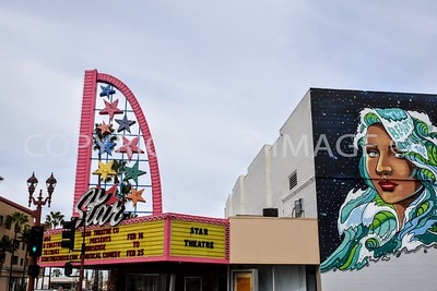 402 North Coast Highway, Oceanside, CA - 1956 Star Theater, Art Deco Style