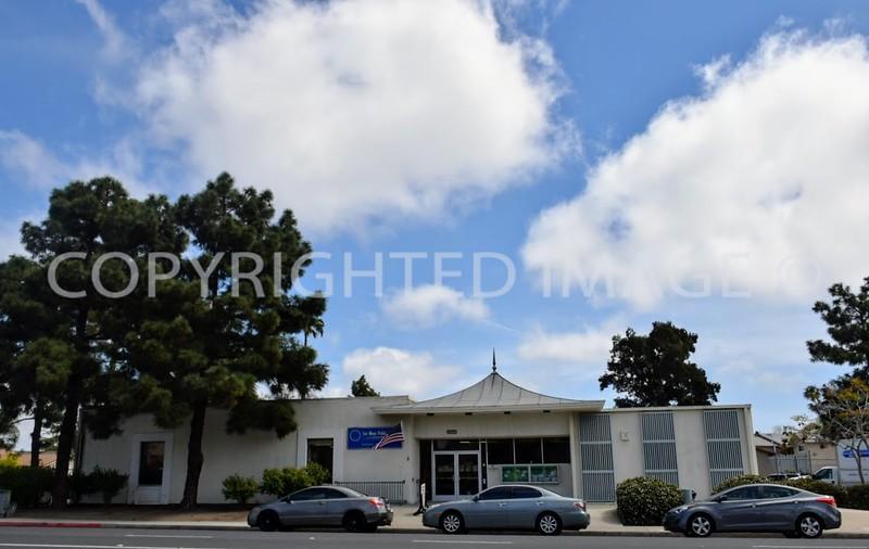 4255 Mount Abernathy Drive, Clairemont San Diego, CA - 1971 Balboa Branch Public Library, Tiki Architectural Style