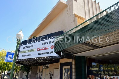 313 East Grand Avenue, Escondido, CA - 1937 Art Deco Style Ritz Theater