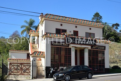 3534 Reynard Way, Hillcrest San Diego, CA - 1938 Egyptian Revival Style