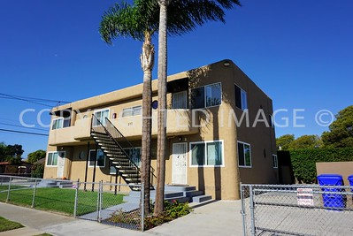 211 East 3rd Avenue, National City, CA - 1930's Streamline Moderne Style