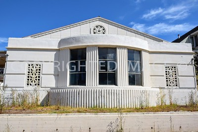 1055 22nd Street, Golden Hill San Diego, CA - 1935 Art Deco Style
