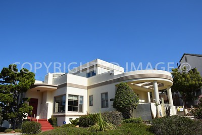 2848 Kalmia Place, South Park San Diego, CA - 1937 Art Deco Style